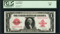 Large Size:Legal Tender Notes, Fr. 40 $1 1923 Legal Tender PCGS Very Fine 35....