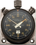 Timepieces:Other , Heuer Monte-Carlo Dashboard Rally Stop Watch, Patent Jump Hour For Abercrombie & Fitch Co.. ...