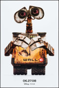 "Movie Posters:Animation, WALL·E (Walt Disney Pictures, 2008). One Sheets (4) (27"" X 41"") Advance Styles. Animation.. ... (Total: 4 Items)"