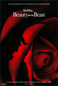 """Movie Posters:Animation, Beauty and the Beast (Buena Vista, R-2002). IMAX One Sheet (27"""" X 40"""") DS Advance. Animation.. ..."""