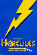 "Movie Posters:Animation, Hercules (Buena Vista, 1997). One Sheets (4) (26.75"" X 39.75"") DSAdvance 4 Styles. Animation.. ... (Total: 4 Items)"