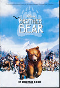 "Movie Posters:Animation, Brother Bear (Buena Vista, 2003). One Sheets (3) (27"" X 40"") DS Advance 3 Styles. Animation.. ... (Total: 3 Items)"