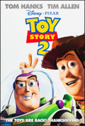 """Movie Posters:Animation, Toy Story 2 (Buena Vista, 1999). One Sheet (27"""" X 40"""") DS Advance. Animation.. ..."""