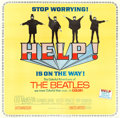 "Movie Posters:Rock and Roll, Help! (United Artists, 1965). Six Sheet (80"" X 78.5"").. ..."
