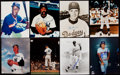 Autographs:Photos, Baseball Greats Signed Photo Lot of 20.. ...