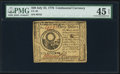 Colonial Notes:Continental Congress Issues, Continental Currency July 22, 1776 $30 PMG Choice Extremel...