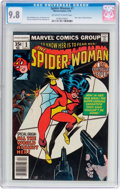 Bronze Age (1970-1979):Superhero, The Spider-Woman #1 (Marvel, 1978) CGC NM/MT 9.8 Off-white to white pages....