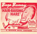 "Movie Posters:Animation, Merrie Melodies (Warner Brothers, 1946). Cartoon Snipe (7.5"" X8.5"") ""Hair-Raising Hare."". ..."