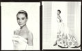 "Movie Posters:Romance, Audrey Hepburn in Sabrina (Paramount, 1954). Portrait Photos (2)(8"" X 10"").. ... (Total: 2 Items)"