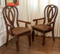 Furniture , Two Sheraton-Style Armchairs, late 20th century. 42 h x 24 w x 23 d inches (106.7 x 61.0 x 58.4 cm). ... (Total: 2 Items)