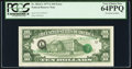 Error Notes:Third Printing on Reverse, Third Printing on Back Error Fr. 2024-L $10 1977A Federal Reserve Note. PCGS Very Choice New 64PPQ.. ...