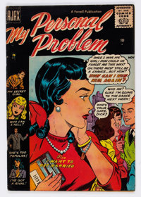 My Personal Problem #4 (Ajax/Farrell, 1956) Condition: VG+