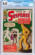 Silver Age (1956-1969):Superhero, Tales of Suspense #45 (Marvel, 1963) CGC VG 4.0 Cream to off-white pages....