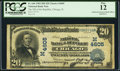 Chicago, IL - $20 1902 Date Back Fr. 646 The NB of the Republic Ch. # (M)4605