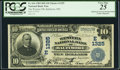 Baltimore, MD - $10 1902 Date Back Fr. 616 The Western NB Ch. # (E)1325