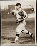 Baseball Collectibles:Photos, John McGraw Type I Photo - Image Used on 1914 Texas Tommy Card.....