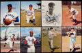 Autographs:Photos, Baseball Hall of Famers Signed Photo Lot of 15.. ...