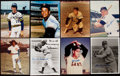 Autographs:Photos, Baseball Greats Signed Photo Lot of 15. . ...