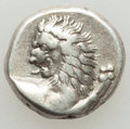 Ancients:Ancient Lots  , Ancients: ANCIENT LOTS. Greek. Thrace. Chersonesus. Ca. 4th centuryBC. Lot of two (2) AR hemidrachms. VF. ... (Total: 2coins)