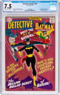 Silver Age (1956-1969):Superhero, Detective Comics #359 (DC, 1967) CGC VF- 7.5 Off-white to white pages....