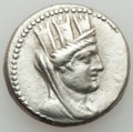Ancients:Greek, Ancients: PHOENICIA. Aradus. Ca. 138/7-44/3 BC. AR tetradrachm(14.89 gm). VF....