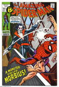 Bronze Age (1970-1979):Superhero, The Amazing Spider-Man #101 (Marvel, 1971) Condition: VF. First appearance of Morbius. The Lizard also appears. Gil Kane cov...