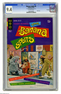 Bronze Age (1970-1979):Cartoon Character, Banana Splits #8 File Copy (Gold Key, 1971) CGC NM 9.4 Off-whitepages. Photo cover. Overstreet 2005 NM- 9.2 value = $110. C...