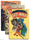 Bronze Age (1970-1979):Horror, Charlton Bronze Age Horror Group (Charlton, 1969-84) Condition:Average VG. This full short box contains approximately 120 c...