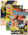 Bronze Age (1970-1979):Miscellaneous, DC Bronze Group (DC, 1972-73) Condition: Average NM-. Eight-issuegroup lot includes Tarzan #209, 212, 214, and 216; K... (8 ComicBooks)