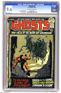 Bronze Age (1970-1979):Horror, Ghosts #5 (DC, 1972) CGC NM+ 9.6 Off-white to white pages. NickCardy cover. Art Saaf and John Calnan art. Overstreet 2005 N...