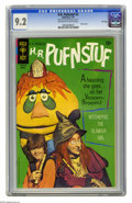 Bronze Age (1970-1979):Humor, H.R. Pufnstuf #2 File Copy (Gold Key, 1971) CGC NM- 9.2 Off-white to white pages. Photo cover. Overstreet 2005 NM- 9.2 value...