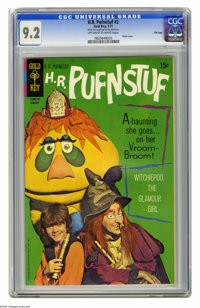 H.R. Pufnstuf #2 File Copy (Gold Key, 1971) CGC NM- 9.2 Off-white to white pages. Photo cover. Overstreet 2005 NM- 9.2 v...