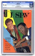 Silver Age (1956-1969):Mystery, I Spy #4 File Copy (Gold Key, 1968) CGC NM 9.4 Off-white pages. AlMcWilliams art. Bill Cosby and Robert Culp photo cover. O...