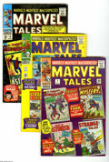 Silver Age (1956-1969):Superhero, Marvel Tales #3-27 Group (Marvel, 1966-70) Condition: Average VG/FN. Twenty five-issue group lot includes #3 (VF), 4, 5, 6, ... (25 Comic Books)