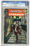 Bronze Age (1970-1979):Horror, The Phantom Stranger #17 (DC, 1972) CGC NM 9.4 Off-white to whitepages. Letter from Dave Sim. Neal Adams cover. Jim Aparo a...