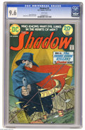 Bronze Age (1970-1979):Miscellaneous, The Shadow #2 (DC, 1974) CGC NM+ 9.6 White pages. Mike Kaluta coverand art. Overstreet 2005 NM- 9.2 value = $24. CGC census...