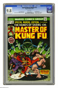 Bronze Age (1970-1979):Superhero, Special Marvel Edition #15 (Marvel, 1973) CGC NM/MT 9.8 Whitepages. First appearance of Shang-Chi, Master of Kung Fu. Jim S...(1 )