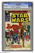 Modern Age (1980-Present):Science Fiction, Star Wars #47 (Marvel, 1981) CGC NM+ 9.6 Off-white pages. WaltSimonson cover. Carmine Infantino art. Overstreet 2005 NM- 9....
