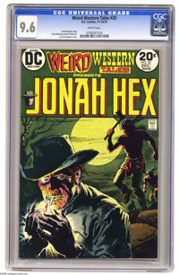 Weird Western Tales #20 (DC,1973) CGC NM+ 9.6 White pages. Luis Dominguez cover. Tony De Zuniga and Gil Kane art. Overst...