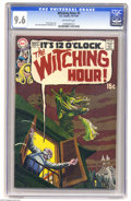 Bronze Age (1970-1979):Horror, Witching Hour #5 (DC, 1969) CGC NM+ 9.6 Off-white pages. Nick Cardy cover. Alex Toth and Bernie Wrightson art. Overstreet 20...
