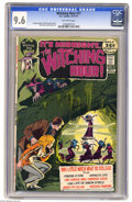 Bronze Age (1970-1979):Horror, Witching Hour #17 (DC, 1971) CGC NM+ 9.6 Off-white pages. Don Heckand John Calnan. Overstreet 2005 NM- 9.2 value = $45. CGC...
