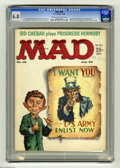 Magazines:Mad, Mad #48 (EC, 1959) CGC FN 6.0 Cream to off-white pages. Uncle Samcover by Kelly Freas. Perry Mason parody. Sid Caesar story... (1 )