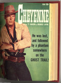 Silver Age (1956-1969):Western, Cheyenne #4-15 Bound Volume (Dell, 1957). These are WesternPublishing file copies that have been trimmed and bound into a h...