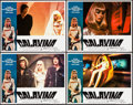 "Movie Posters:Comedy, Galaxina (Crown International, 1980). Lobby Cards (4) (11"" X 14""). Comedy.. ... (Total: 4 Items)"