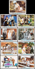 Movie Posters:Comedy, The Horse in the Gray Flannel Suit & Other Lot (Buena Vista,1968). Very Fine. Lobby Card Set of 9, Lobby Card Set of 10 (11...(Total: 20 Items)