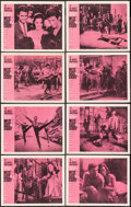"""Movie Posters:Academy Award Winners, West Side Story (United Artists, 1961). Lobby Card Set of 8 (11"""" X 14""""). Academy Award Winners.. ... (Total: 8 Items)"""