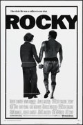 "Movie Posters:Academy Award Winners, Rocky (United Artists, 1977). One Sheet (27"" X 41"") & CutPressbook (11 Pages, 11"" X 17""). Academy Award Winners.. ...(Total: 2 Items)"
