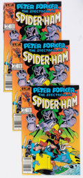 Modern Age (1980-Present):Humor, Peter Porker, the Spectacular Spider-Ham #1 Group of 23 (Marvel,1985) Condition: Average VF/NM.... (Total: 23 Comic Books)