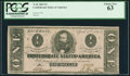 Confederate Notes:1863 Issues, T62 $1 1863 PF-1 Cr. 574.. ...