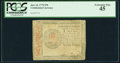 Colonial Notes:Continental Congress Issues, Continental Currency January 14, 1779 $70 PCGS Extremely F...